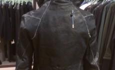 ПРОДАНО. Boris Bidjan Saberi мужская куртка из кожи лошади